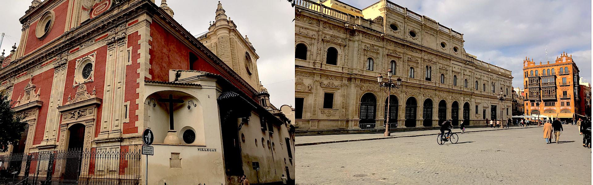 Seville Blog
